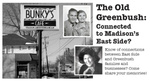 "Photos: Vito ""Bunky"" and Ninfa Capadona, founders of Bunky's at ""Spaghetti Corners"";"