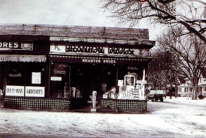 The Branton Pharmacy ca. 1940s?