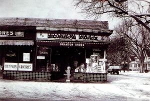 The Branton Pharmacy ca. 1940s?
