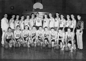 1954 East High Basketball