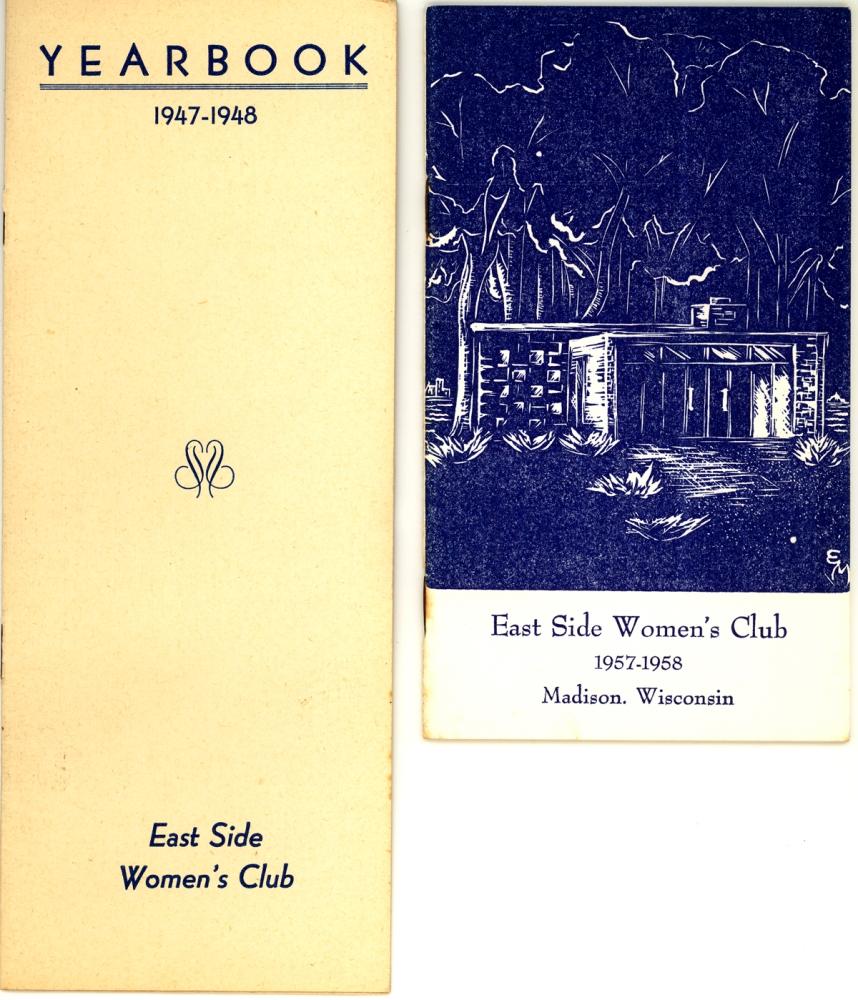 East Side Women's Club: Photo Brings Back 1941 Memories (2/2)