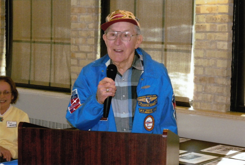 Fred Liedel Remembers the Madison Airport