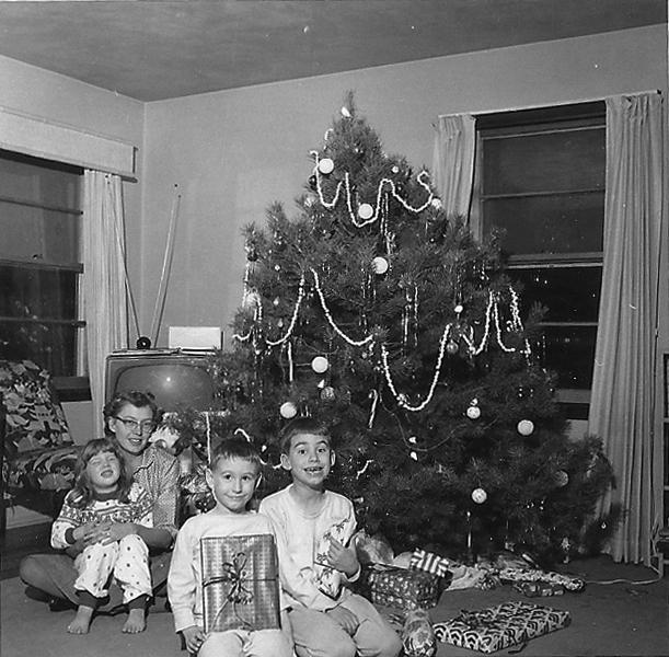 Christmas 1959ish