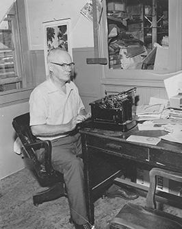 Marshall Browne Sr.