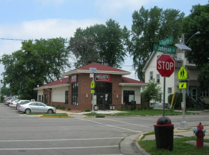 Milio's Sandwich Shop, 2202 E. Johnson St.