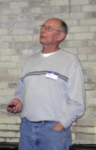 Paul Nehm presenting.