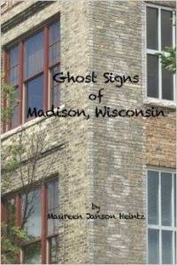 ghost sign book cover