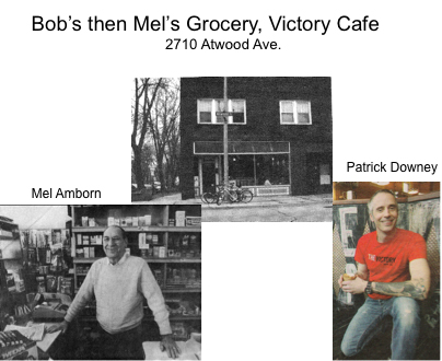 Mel Grocery-Victory