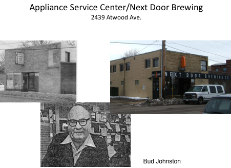 next door brewing