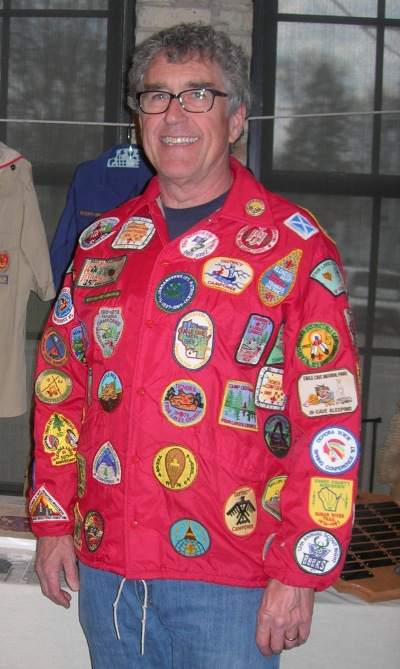 scout jacket Joe Rossmeisel-front