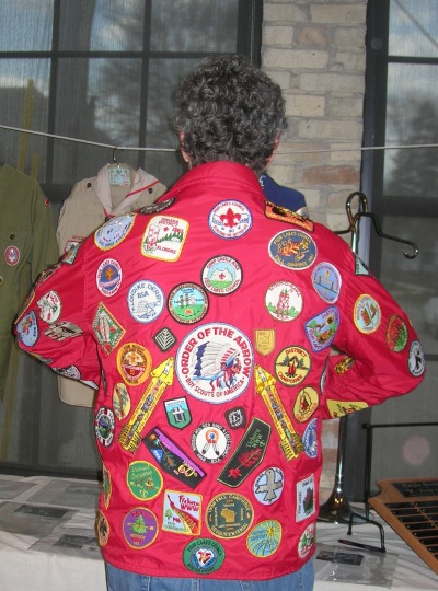 scout jacket Joe Rossmeisel