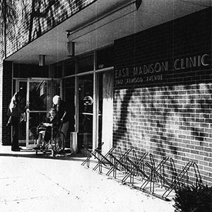 East Madison Clinic circa 1980.